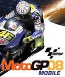Moto GP08 Mobile Game