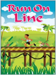 Run On Line Mobile Game