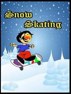 Download Snow Skating Mobile Game, Racing   Mobile Toones