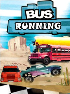 Bus Running Mobile Game
