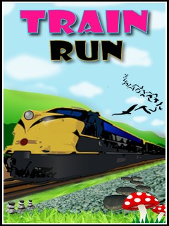 Train Run Mobile Game