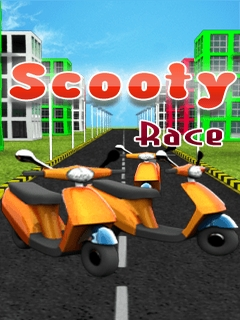 Scooty Race Mobile Game