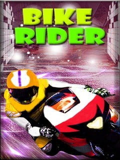 Bike Rider Mobile Game