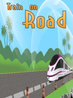 Train On Road Mobile Game