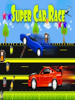 Super Car Race Mobile Game
