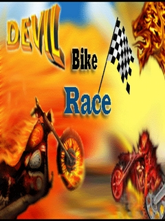 Devil Bike Race Mobile Game