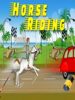 Horse Riding Mobile Game