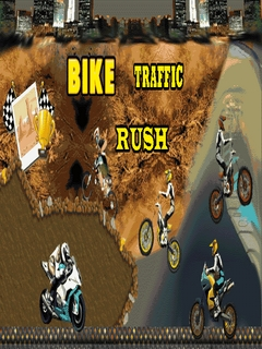 Bike Traffic Rush Mobile Game