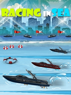 Racing In Sea Mobile Game