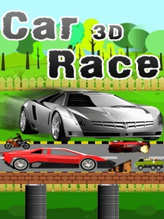 3D Car Race Mobile Game