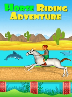 Horse Riding Adventure Mobile Game