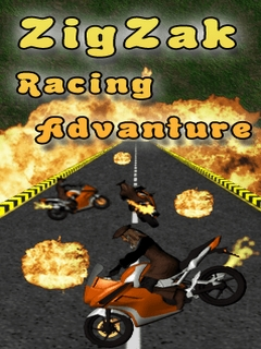 Zig Zak Racing Adventure Mobile Game