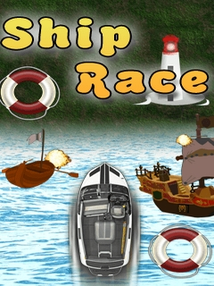 Ship Race Mobile Game
