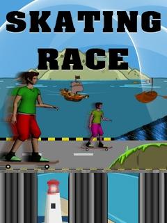 Skating Race Mobile Game