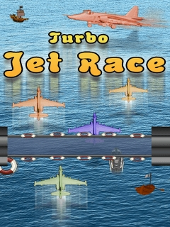 Turbo Jet Race Mobile Game