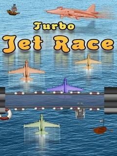 Turbo Jet Race Mobile Game