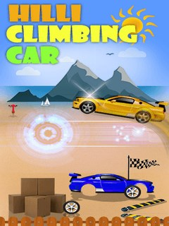 Hilli Climbing Car Mobile Game