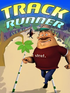 Track Runner Mobile Game