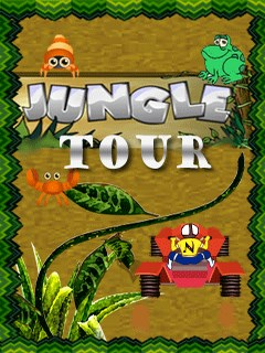 Jungle Tour Mobile Game