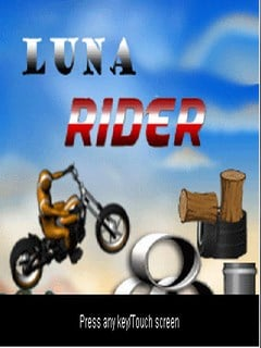 Luna Rider Mobile Game