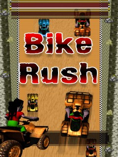 Bike Rush Mobile Game