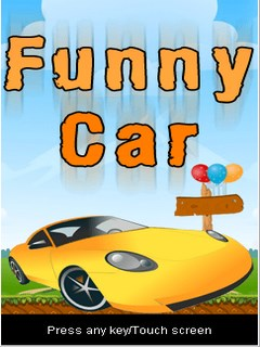 Funny Car Mobile Game