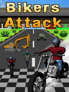 Bikers Attack Mobile Game