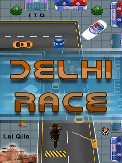 Delhi Race Mobile Game