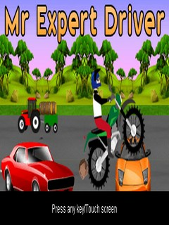 Mr Expert Driver Mobile Game
