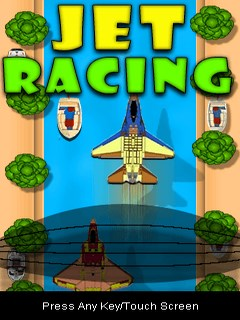 Jet Racing Mobile Game