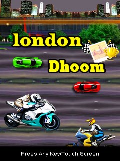 London Dhoom Mobile Game