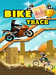 Bike Track Mobile Game