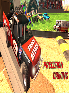 Real 4wd Off Road Rush For Android Phones V 1.1 Mobile Game