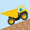 Speedy Truck : Hill Racing Mobile Game