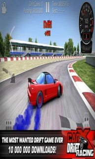 CarX Drift Racing For Smartphone Mobile Game