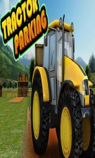 Tractor Parking 3D Farm Driver Mobile Game