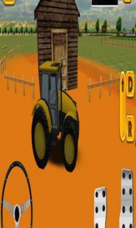 Download Tractor Parking 3D Farm Driver Mobile Game, Racing