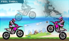 Speedy Traffic Moto Race Drift Mobile Game