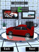 3D_Street_Racing_(240x320) Mobile Game