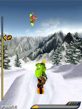 Snowboard_Hero_(Multiscreen) Mobile Game