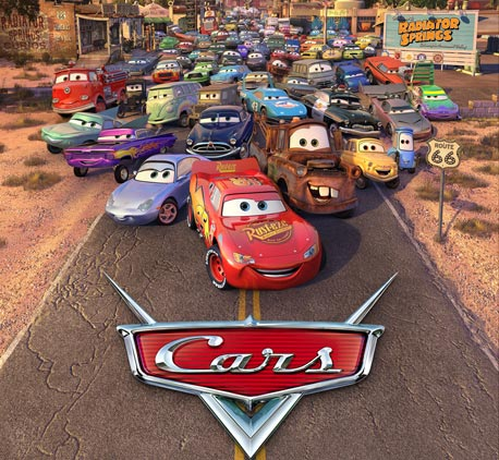 Cars Mobile Game