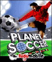 Planet Soccer Mobile Game
