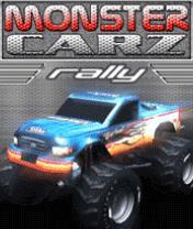 Monster Carz Rally Mobile Game