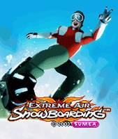 Extreme Air Snowboarding Mobile Game