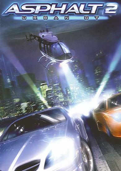 Asphalt 2 Urban GT Mobile Game