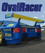 Oval Racer 3D Mobile Game