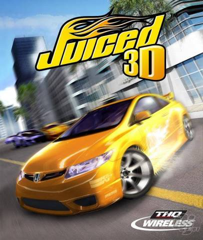 THQ Juiced 3D Mobile Game