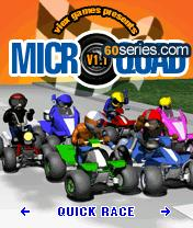 Microquad Mobile Game