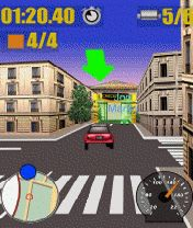 Midtown Madness Mobile Game