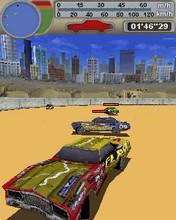 Crash Arena 3d Mobile Game